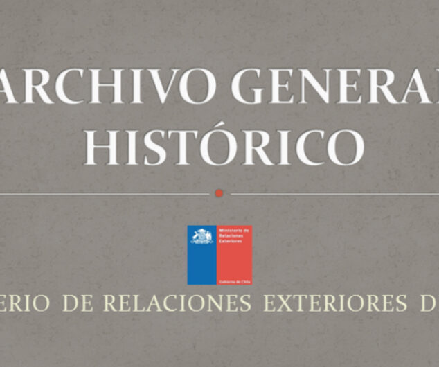 Archivo General Histórico de Chile