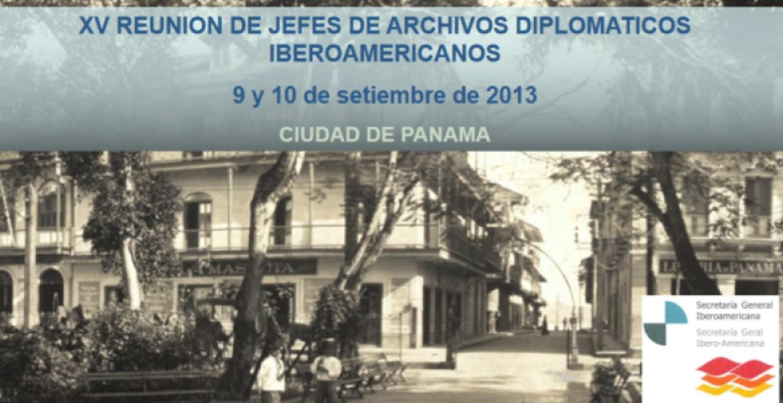 Acta y ponencia de la XV Reunión de Jefes de Archivo de la Red