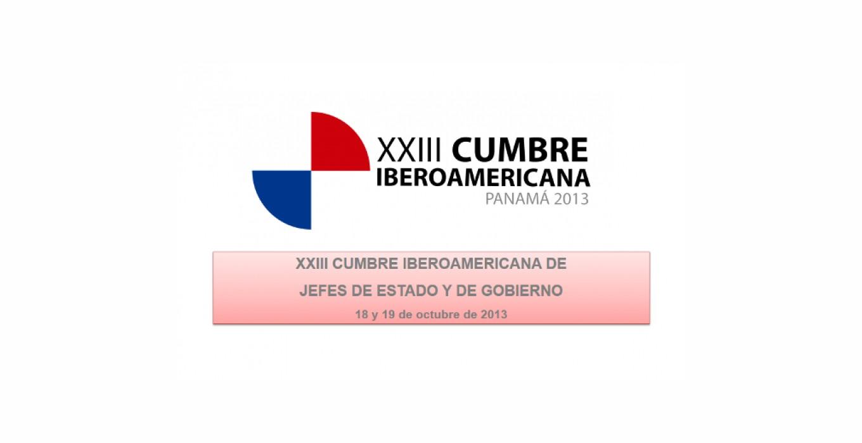 XXIII Cumbre Iberoamericana de Jefes de Estado y de Gobierno