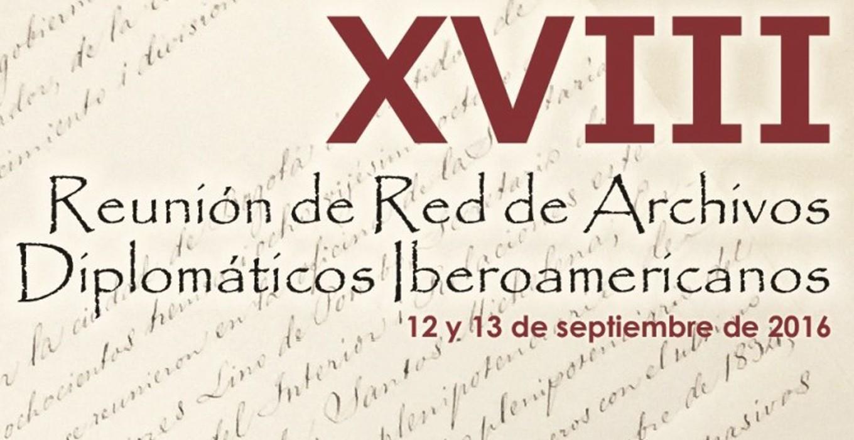XVIII Reunión de Representantes ante la RADI