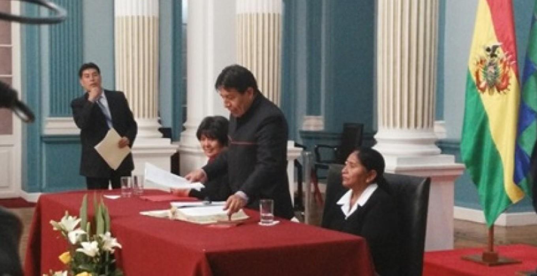 Acto de desclasificación de documentos de las dictaduras (1966 – 1979) - Archivo de Bolivia