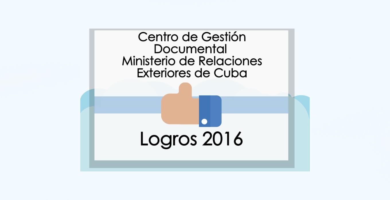 Cuba: Logros 2016