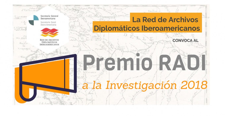 Premio RADI a la Investigación 2018