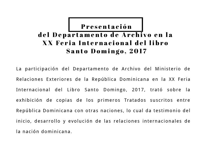 República Dominicana: Logros 2017