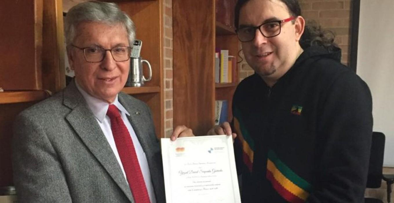 Ganador del Premio RADI a la Investigación 2018