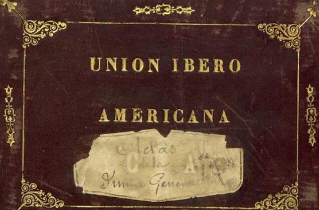 Actas de las Juntas Generales de la Unión Iberoamericana, 1884